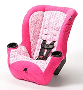 Cosco Apt 40rf Convertible Car Seat - Pinwheel