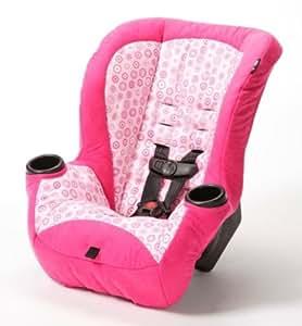 Cosco Apt 40rf Convertible Car Seat - Pinwheel