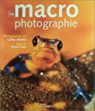 Photo du livre La macrophotographie