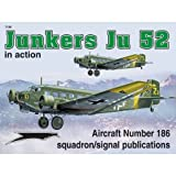 Image of Junkers Ju 52 in action - Aircraft No. 186