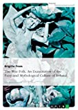 img - for The Wee Folk. an Examination of the Fairy and Mythological Culture of Ireland by Brigitte Prem (3-Nov-2013) Paperback book / textbook / text book