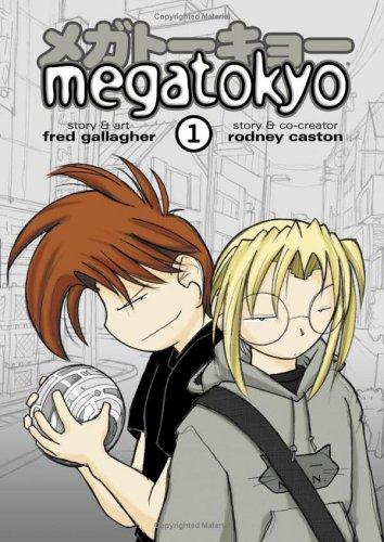 Image for Megatokyo
