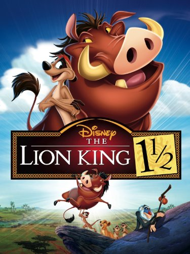 amazon com  the lion king 1 1  2  nathan lane  ernie