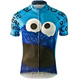 Brainstorm Gear 2015 Men's Cookie Monster Cycling Jersey
