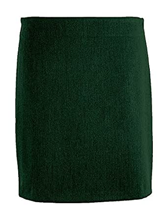 "Direct Uniforms School Uniform Tube Skirts 6-16Yrs Size (11-12yrs (36) 26"" waist 18"" Length 8-10 approx, Bottle green)"