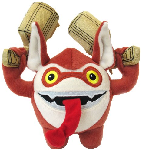 Just Play Skylanders Giants Talking Plush Trigger Happy, 7 Inch - 1