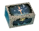 Musicbox Kingdom 22004 Musical Jewelry Box Ballerina, Playing