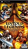 【輸入版:北米】Untold Legends: Brotherhood of the Blade