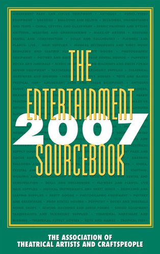 The Entertainment Sourcebook 2007