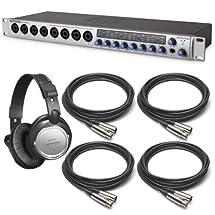Presonus FireStudio Project And AKG K77 Headphones
