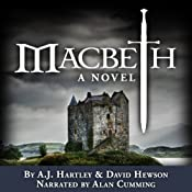 Macbeth: A Novel | A. J. Hartley, David Hewson