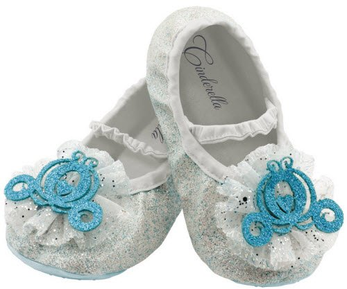 Disney Cinderella Toddler Slippers
