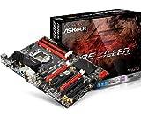 ASRock Fatal1ty B85 Killer LGA 1150 Intel B85 HDMI SATA 6Gb/s USB 3.0 ATX Intel Motherboard