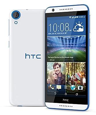HTC Desire 820G Plus 16 GB (Santorini White)
