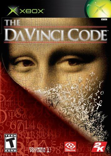 Da Vinci Code - Xbox front-595230