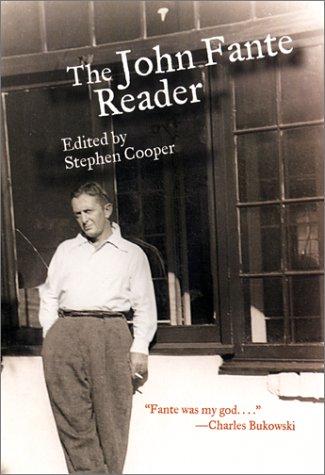 The John Fante Reader, Fante, John And Stephen Cooper