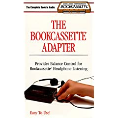 Book-Cassette Adapter