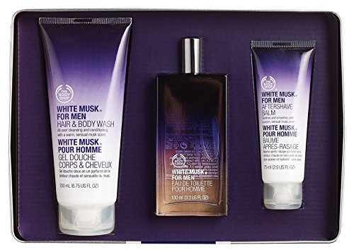 The Body Shop White Musk for Men Gift Set