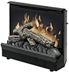 Dimplex Dfi2309 Electric Fireplace Insert Heater Black from Dimplex