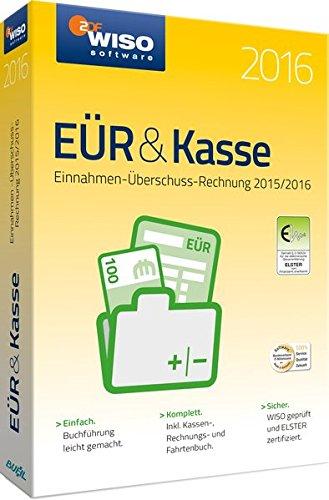 WISO EÜR und Kasse 2016 [PC]