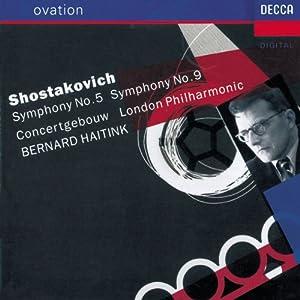 Shostakovich: Symphonies Nos 5 & 9