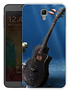 """Humor Gang Guitar In Water - Music Printed Designer Mobile Back Cover For """"Samsung Galaxy Note 3"""" (3D, Matte, Premium Quality Snap On Case)"""