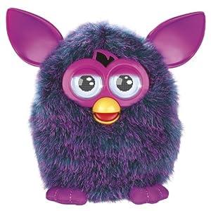Furby A0003363 - Plüschtier Edition Hot, lila/pink - deutsche Version