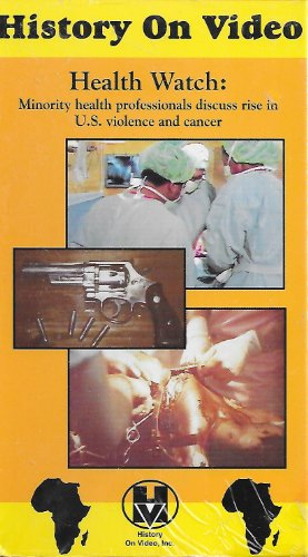 Health Watch [Vhs]