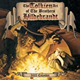 The Tolkein Art of The Brothers Hildebrandt 2005 Mini Wall Calendar (1569069379) by Hildebrandt, Greg