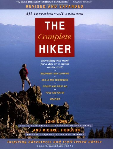 The Complete Hiker, Revised And Expanded back-599616