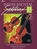 Instrumental Solotrax - Volume 12: Sacred Solos for Violin and Viola (0834172313) by Linn, Joseph