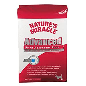 Nature S Miracle Absorbent Pads