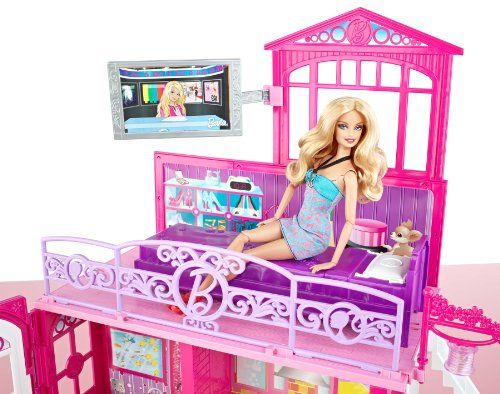 Barbie Glam Vacation House Barbie Dollhouses