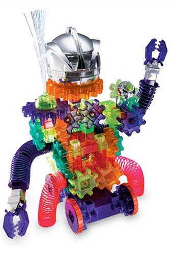 Learning Resources Gears! Gears! Gears! Illuma-Bot