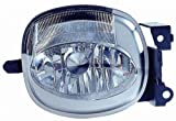 Depo 324-2003R-US Lexus ES 350 Passenger Side Replacement Fog Light Unit without Bulb