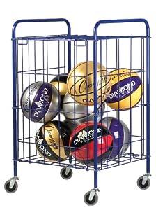 Champion Sports Lockable Ball Storage Locker by Champion Sports