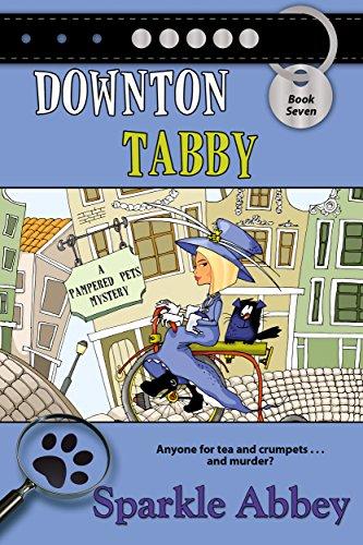 Downton Tabby by Sparkle Abbey ebook deal
