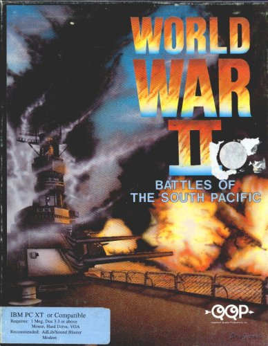 World War II Battles of the South Pacific