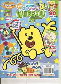 Nick Jr WoW WoW Wubbzy