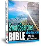 SwordSearcher Bible Software Version 6 For Windows With Theology,Maps,Commentary: King James, Wycliffe, Darby,Textus Receptus, Luther, Easton, Fausset, Hitchcock,Strong,Spurgeon,Albert Barnes,Burkitt Clarke, Jamieson-Fausset-Brown,Keil and Delitzsch,Newell,Poole,Scofield,Spurgeon,John Wesley,Larkin, Bullinger, and more