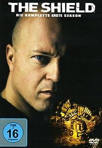 The Shield - Die komplette erste Season [4 DVDs]