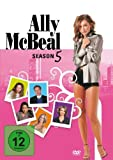 Ally McBeal: Season 5 [6 DVDs] title=