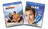 Cover art for  50 First Dates / Click [Blu-ray]