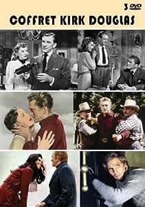 Coffret Kirk Douglas 3 Dvd : Un Homme A Respecter - La Vallee Des Geants - L Emprise Du Crime