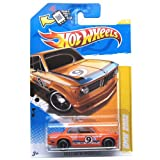 2012 Hot Wheels New Models BMW 2002 Orange #21/247