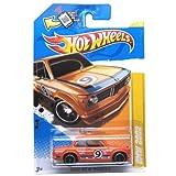 2012 Hot Wheels New Models BMW 2002 Orange #21/247