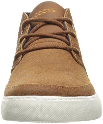 Lacoste Men's Clavel M 316 1 Cam Boot, Tan, 10.5 M US