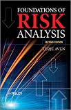 img - for Foundations of Risk Analysis book / textbook / text book