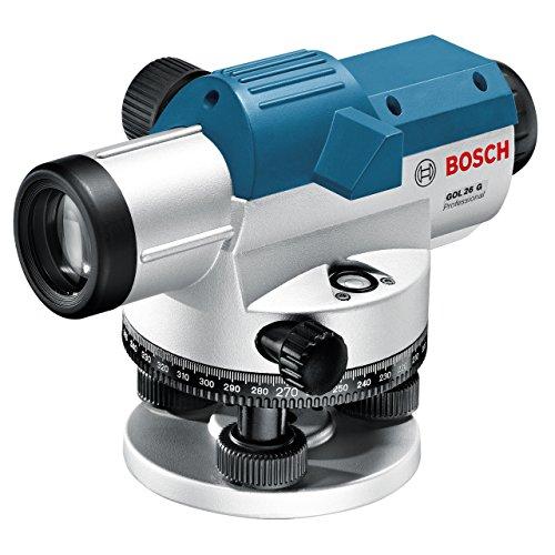 Bosch-Professional-GOL-26-G-Optisches-Nivelliergert-Gon-Maeinheit-Transportkoffer