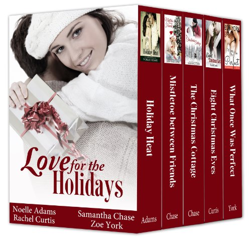 Love for the Holidays (five book Christmas bundle) cover